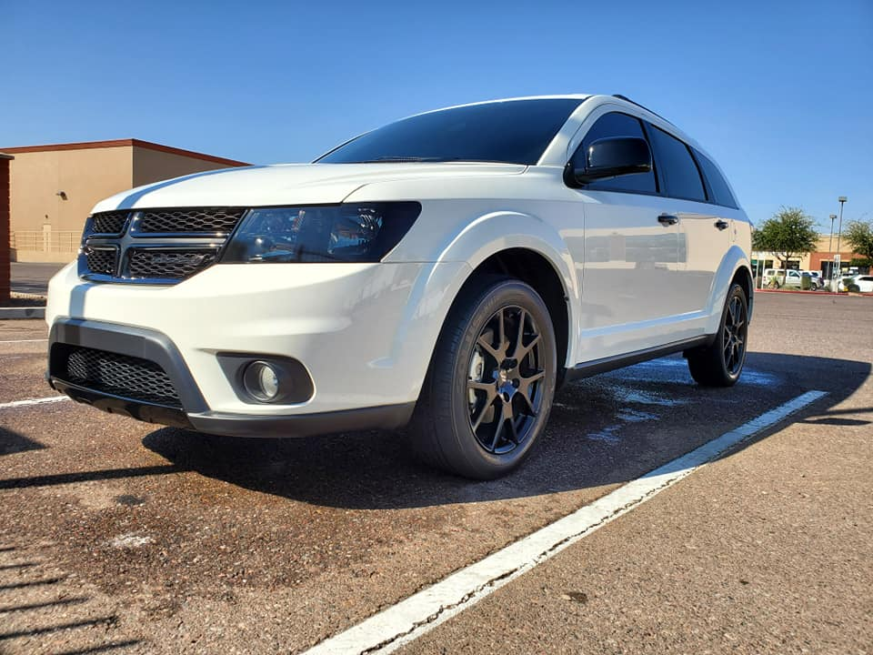 Mobile SUV Cleaning